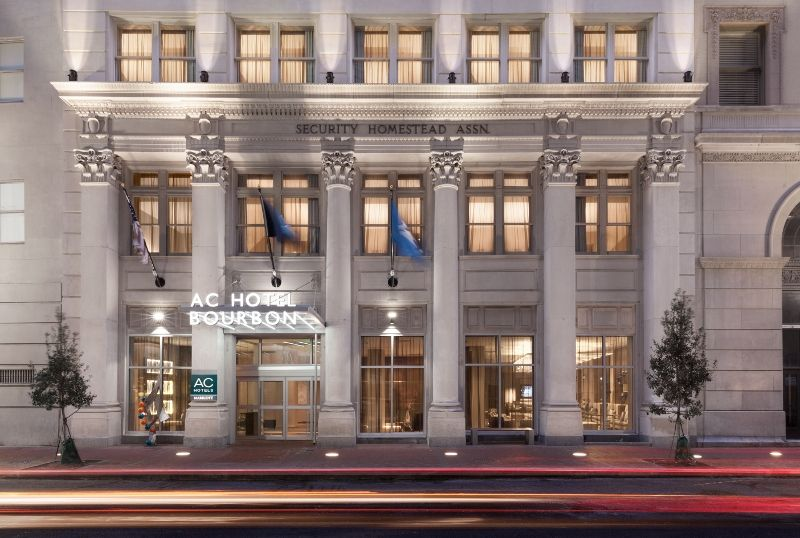 Reserve your room for Peers Conference at our conference hotel - The AC Bourbon New Orleans