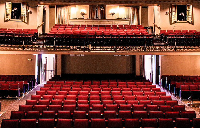 Our Conference Day Two Venue: Le Petit Theater