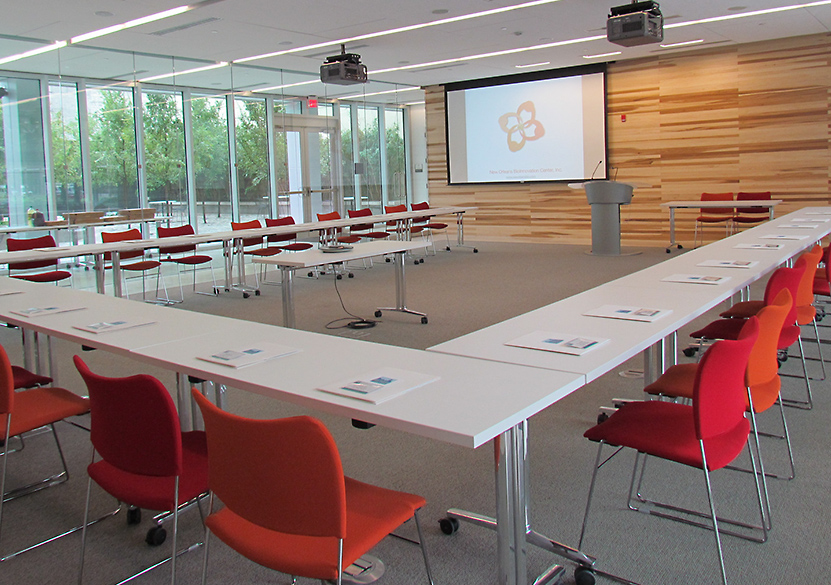 Our Workshop Day Venue: New Orleans Bio Innovation Center